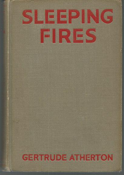 Image for SLEEPING FIRES A Novel