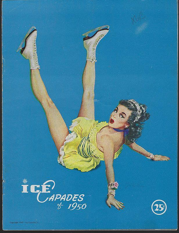 Image for ICE CAPADES TENTH EDITION 195O PROGRAM