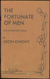 Image for FORTUNATE OF MEN And Other Love Poems