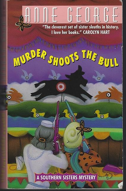 Image for MURDER SHOOTS THE BULL
